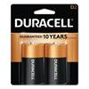 Duracell Duracell® CopperTop® Alkaline D Batteries DUR MN1300B2Z
