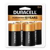 Duracell Duracell® Coppertop® Alkaline D Batteries DURMN1300R4Z