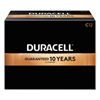 batteries: Duracell® CopperTop® Alkaline Batteries w/Duralock Power Preserve™ Technology