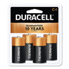 c batteries: Duracell® CopperTop® Alkaline Batteries