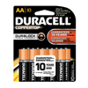 aa batteries: Duracell® Coppertop® Alkaline Batteries