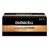 aa batteries: Duracell® Coppertop® Alkaline Batteries with Duralock Power Preserve Technology