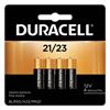 Duracell Duracell® CopperTop® Alkaline Batteries DUR MN21B4PK
