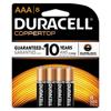 Duracell Duracell® CopperTop® Alkaline AAA Batteries DUR MN2400B8ZCT