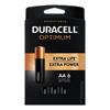 Duracell Duracell® Optimum Batteries, 6 EA/PK DUR OPT1500B6PRT