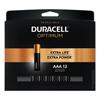 Duracell Duracell® Optimum Batteries, 12 EA/PK DUR OPT2400B12PR
