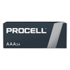 batteries: Duracell® Procell® Alkaline Batteries