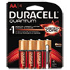 Duracell Duracell® Quantum Alkaline Batteries with Power Preserve Technology™ DUR QU1500B4Z