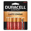 Duracell Duracell® Quantum Alkaline Batteries with Power Preserve Technology™ DUR QU1500B8Z
