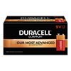 Duracell Duracell® Quantum Alkaline 9V Batteries DUR QU1604