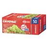 Diversey Diversey™ Cryovac® One Quart Storage Bag Dual Zipper DVO 100946911
