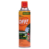 cleaning chemicals, brushes, hand wipers, sponges, squeegees: OFF! Backyard Insect Repellent
