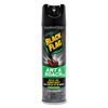 cleaning chemicals, brushes, hand wipers, sponges, squeegees: Black Flag Ant & Roach Killer, 17.5 oz, Aerosol, 12/Carton
