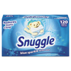 cleaning chemicals, brushes, hand wipers, sponges, squeegees: Snuggle® Fabric Softener Sheets