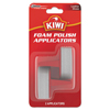 cleaning chemicals, brushes, hand wipers, sponges, squeegees: SC Johnson® KIWI® Foam Polish Applicators