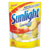 Cleaning Chemicals: Sunlight® Auto Dish Power Pacs