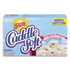 cleaning chemicals, brushes, hand wipers, sponges, squeegees: Cuddle Soft Fabric Softener Sheets, Fresh, 100/Box, 6 Boxes/Carton
