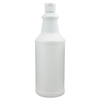 cleaning chemicals, brushes, hand wipers, sponges, squeegees: Diversey™ Shockwave Cap Empty Bottle