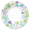 disposable dinnerware: Dixie Ultra® Longwood Gardens® Heavyweight Plates