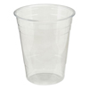 Dixie Clear Plastic PETE Cups DXE CPET16