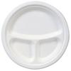 Dixie Dixie EcoSmart™ Molded Fiber Plates DXE ES10PCOMP