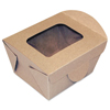 Dixie Dixie Windowed Food Container DXE FF4X3X3
