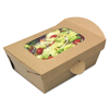 Dixie Dixie Windowed Food Container DXE FF7X5X3