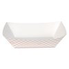Dixie® Kant Leek® Polycoated Paper Food Tray