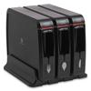 Dixie SmartStock Wrapped Cutlery Dispenser, 12.44 x 11.17 x 10 1/2, Black DXE SSW3D85