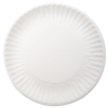 disposable dinnerware: Dixie® White Paper Plates
