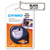 Audio Video Cassettes Tapes VHS Video Cassettes: DYMO® LetraTag® Label Cassette