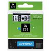 Dymo DYMO® D1 Polyester High-Performance Label Cassettes DYM 43610