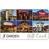 Darden Restaurant Card - Good for $250 in Darden eGift Cards.