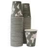 Clean and Green: Eco-Products® World Art™ Renewable/Compostable Hot Cups