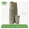 Eco-Products Eco-Products® World Art™ Hot Cups ECO EPBHC16WAPKC