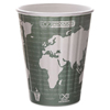 Eco-Products Eco-Products® World Art™ Insulated Hot Cups ECO EPBNHC12WD