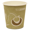 Eco-Products Eco-Products® Evolution World™ 24% PCF Hot Drink Cups ECO EPBRHC10EWPK