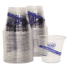 Eco-Products Eco-Products® BlueStripe™ Recycled Content Clear Plastic Cold Drink Cups ECO EPCR9PK