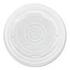 plastic containers: EcoLid Renewable & Compost Food Container Lids, Fits 8oz sizes, 50/PK, 20 PK/CT
