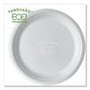 Eco-Products Eco-Products® Vanguard Renewable and Compostable Sugarcane Plates ECO EPP005NFA