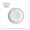 Eco-Products Eco-Products® Vanguard Renewable and Compostable Sugarcane Plates ECO EPP016NFA
