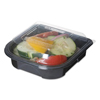 plastic containers: Eco-Products® BlueStripe™ Premium Take-Out Containers