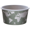 Eco-Products World Art™ PLA-Lined Soup Containers ECP EP-BSC12-WA
