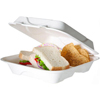 Clean and Green: Sugarcane Hot Food Containers