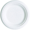 disposable dinnerware: Compostable Sugarcane Dinnerware