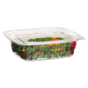 Clean and Green: Rectangular Deli Containers