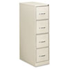 verticalfilecabinets: OIF Four-Drawer Economy Vertical File