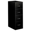 Filing cabinets: OIF Four-Drawer Economy Vertical File