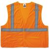 Ergodyne ergodyne® GloWear® 8215BA Type R Class 2 Econo Breakaway Mesh Safety Vest EGO 21063