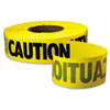Empire Level Safety Barricade Tapes EML 771001